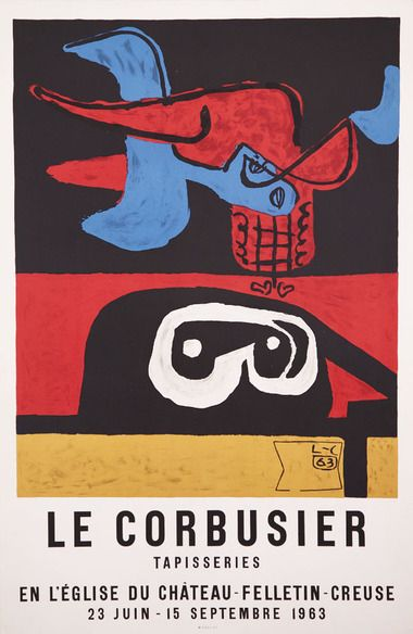 Otherworldy Charles-Édouard Jeanneret - Le Corbusier - William Weston Gallery