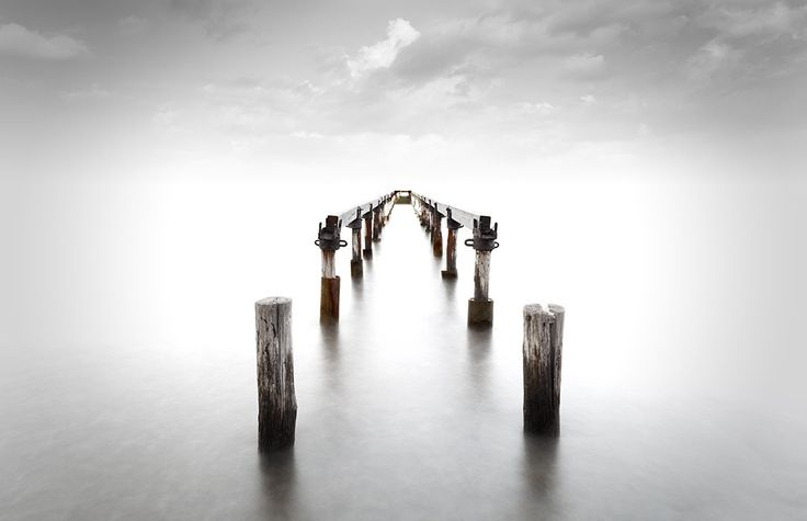 Infinite Pier by Marco Carmassi on 500px