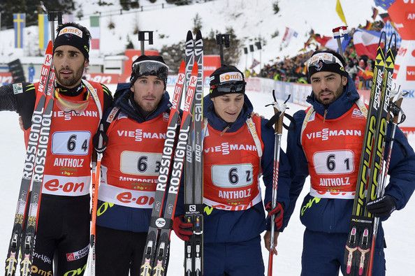 Martin Fourcade - E.ON IBU Worldcup Biathlon Annecy - Antholz-Anterselva: Day Four