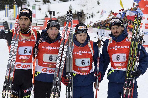 Martin Fourcade - E.ON IBU Worldcup Biathlon Annecy - Antholz-Anterselva: Day Four