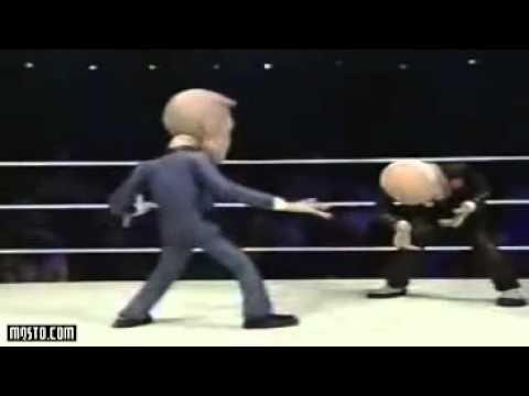 MTV Celebrity Deathmatch - Garth Brooks vs. Marilyn Manson ...