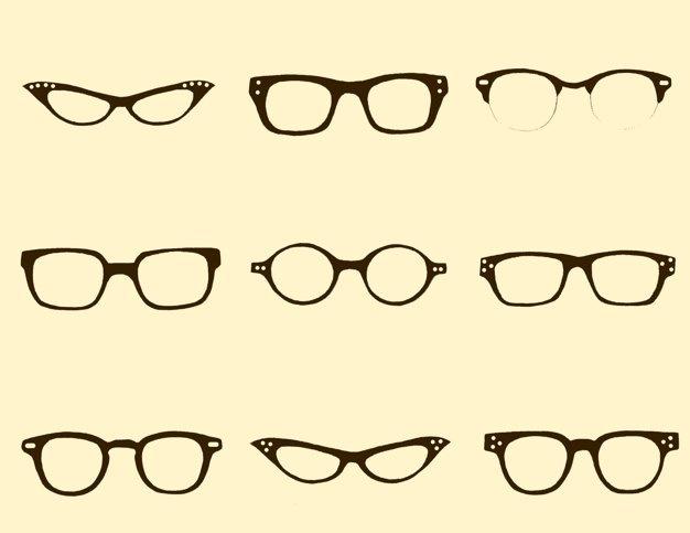 Eyeglass Frame Tattoo : Best 25+ Glasses tattoo ideas on Pinterest