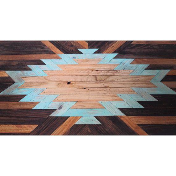 Good X L COFFEE TABLE Navajo Aztec Native BOHO Southwestern Mid Century  Oversized | Navajo, Aztec And Living Furniture