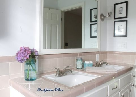 Best 25+ Easy Bathroom Updates Ideas On Pinterest | Easy Kitchen Updates,  Spray Paint Projects And Diy Bathroom Remodel