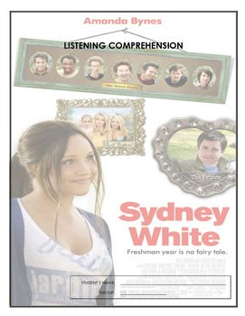 Listening Comprehension - Sydney White