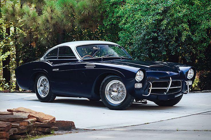 1954 Pegaso Z-102 Berlinetta Series II https://link.crwd.fr/18P4 #fastcar #yamsialist