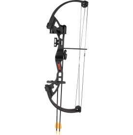 Bear Archery Brave Youth Compound Bow Package - Black - Dick's Sporting Goods