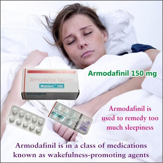 This medication is a stimulant, prescribed for excessive sleepiness caused by obstructive sleep apnea, narcolepsy or shift work sleep disorder.