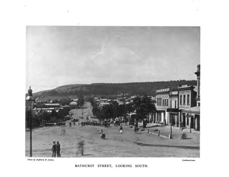 Grocott and Sherry's Album of Grahamstown