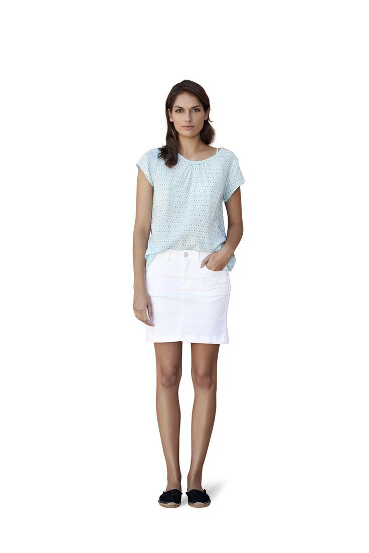 soyaconcept - top - blouse - t-shirt - skirt - jeans