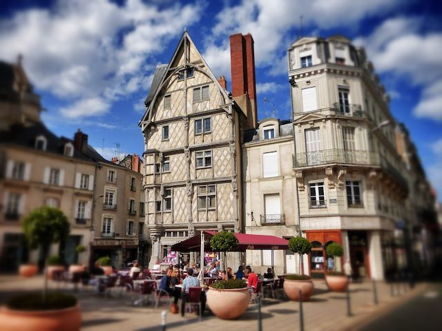 Six reasons to visit Angers, France