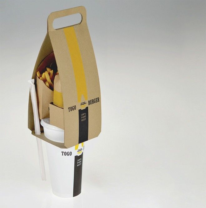 Awesome Fast Food Packaging That Cuts Waste and Grows Waists | Wired Design | Wired.com