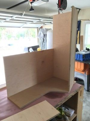 DIY Bookcase with Toy Storage Plans - Step 5 #Bathtoysstorage | Bath ...
