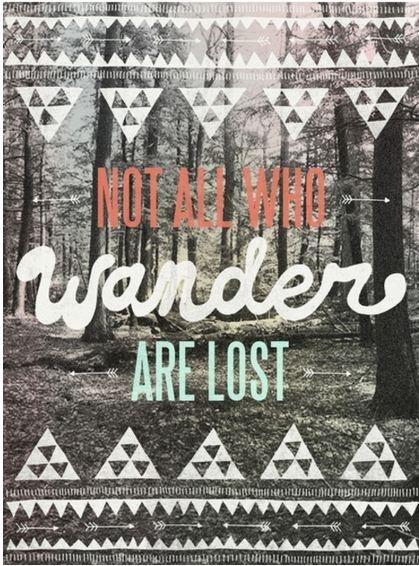 Not all that wander are lostWanders, Lost, Art Prints, Dr. Who, Favorite Quotes, Birds, Mottos, Wanderlust, Jrr Tolkien