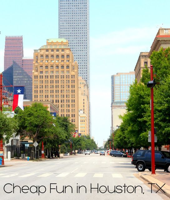 Creating Really Awesome Free Trips: Houston, TX - C.R.A.F.T.