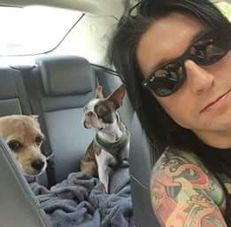 Jake Pitts Trixie and Ernie
