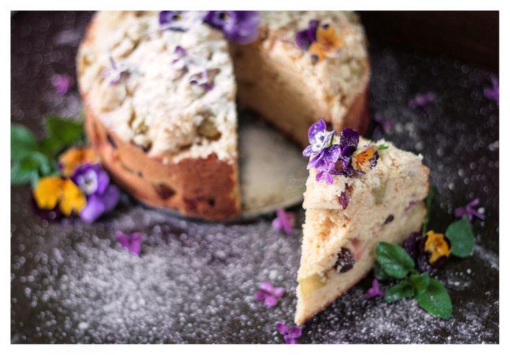 #cake #flowers #flowerscake #buttermilkcake #buttermilk #apple #applecake