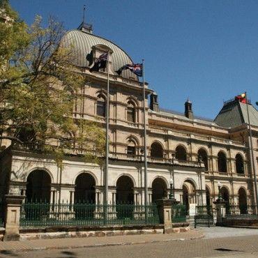 Parliament House | Brisbane Open House | Unlock your city