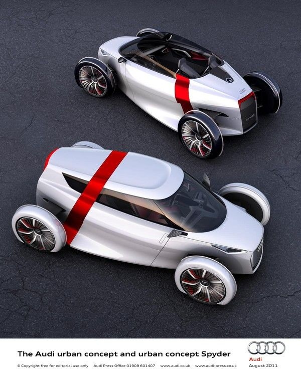 Urban Audi Spyder concept #audi #design #car  www.SweetSouthernLiving.com (Middle TN REALTOR)  www.WrappinYall.com (Skinny Wraps by Devon)  615-856-SOLD