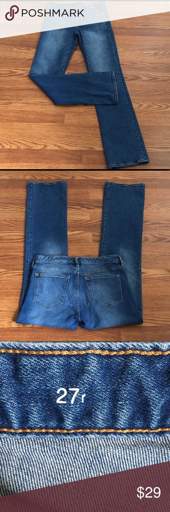Gap Jeans Medium rinse boot cut jeans from Gap in fantastic shape! Like new! GAP Jeans Boot Cut