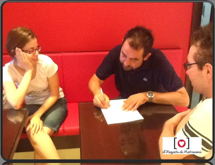 Il regista di matrimoni: Pianificazione, aspettative e dettagli tecnici - l'appuntamento pre-matrimonio di Pasquale de Ieso