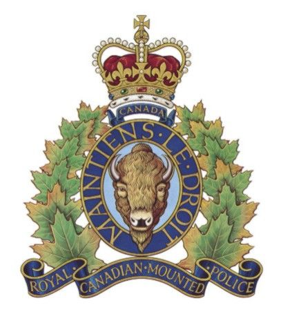 RCMP Crest - Canadian Federal Police
