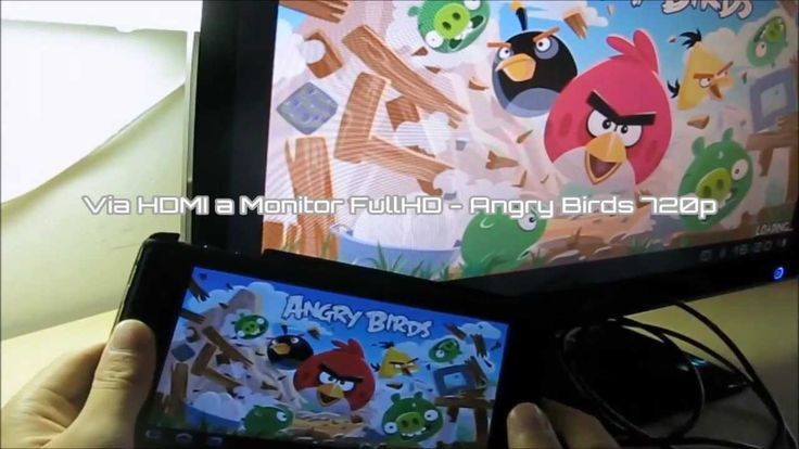 Acer Iconia Tab A100 HD Games and movies (+playlist)
