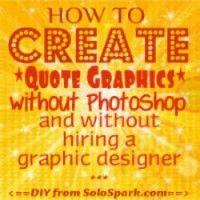 DIY Quote Graphics