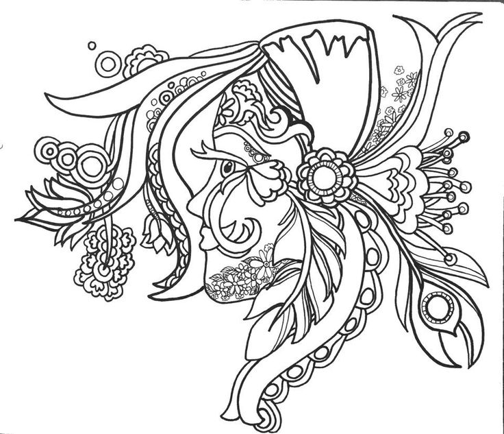 54 best Free Coloring Pages (drawn created by me) images on - best of free coloring pages of rappers
