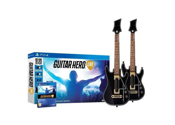 Guitar Hero Live PS4 Bundle
