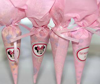 tus Dulces Deseos: Mesa dulce de Minnie