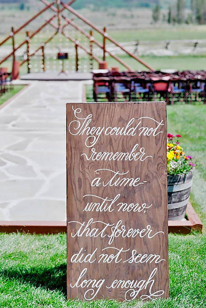 17 Best Ideas About Vintage Wedding Signs On Pinterest