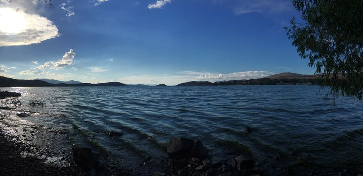 Upper Klamath Lake in Klamath Falls, OR
