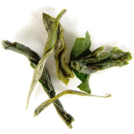 Jade Mist Green Tea from Tielka - sweet, mellow & buttery with nuances of fresh cucumber.