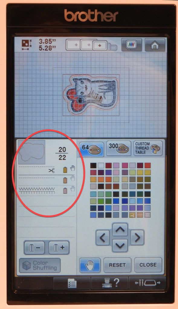 Make An Iron On Patch On Your Embroidery Machine Machine Embroidery Iron On Patches Patches