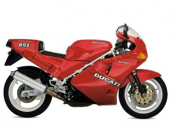Amarcord: Ducati 851 e 888