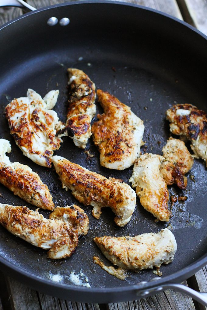 how to cut cooked chicken breast without it breaking apart