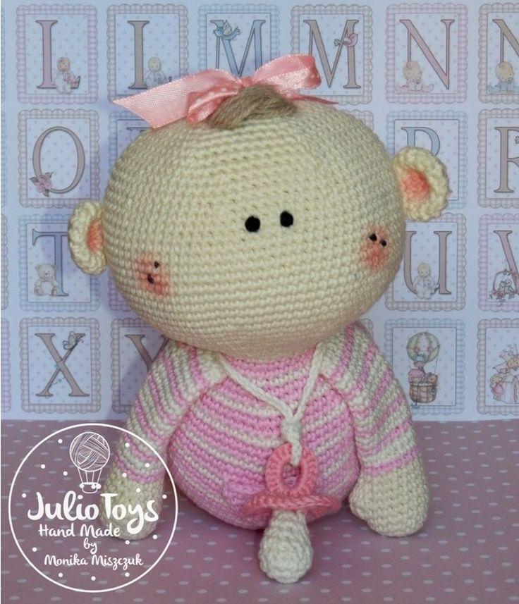 Mejores 7 imágenes de crochet twins , babies, baby doll en Pinterest ...