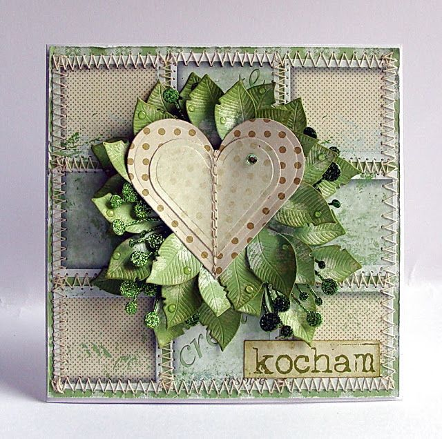 Dorota_mk: Miłość na zielono :)