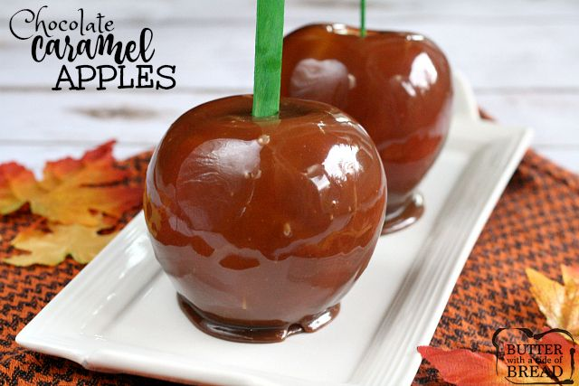 Add a fun twist to your caramel apples this year by using melted Milk Duds instead of traditional caramels! I don't know why I never even thought about melting Milk Duds to make caramel apples, but it is so easy and the taste is amazing! We make caramel apples every year around Halloween time and …