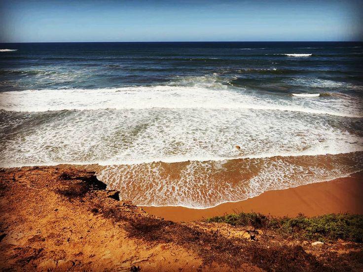 Momenti di un viaggio in Portogallo ❤️ . . Praia do Amado (particolare…), …
