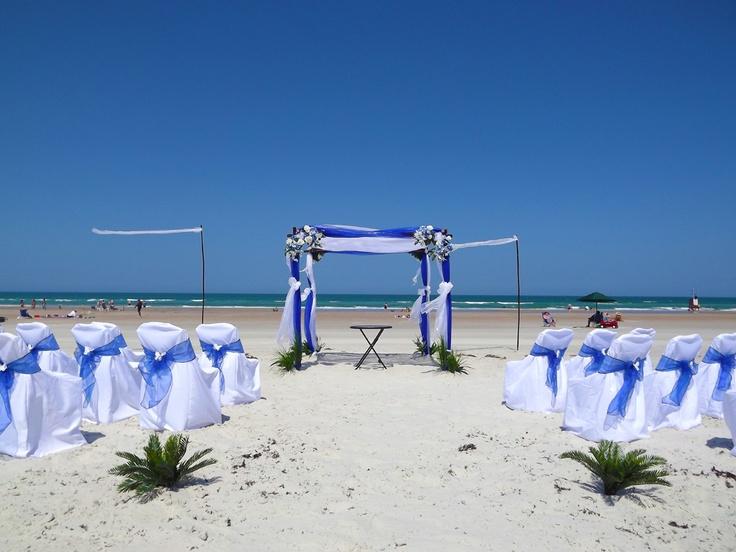 Daytona Beach Weddings On The Beach