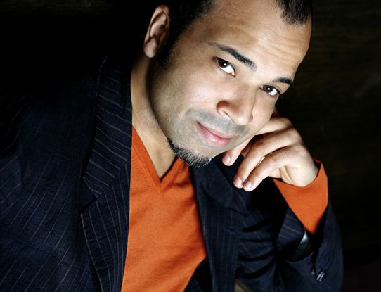 Jeffrey Wright.. He is an Incredible actor ... Love Him