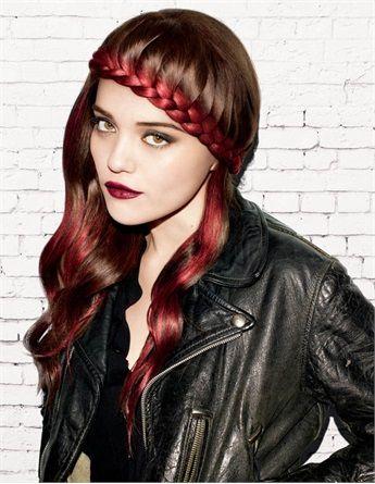 Tendenze capelli: ciocche fluo - VanityFair.it