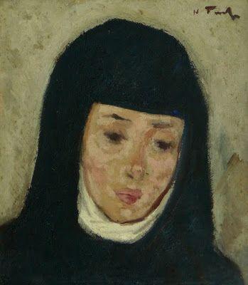 Por amor al arte: Nicolae Tonitza (1886 - 1940)