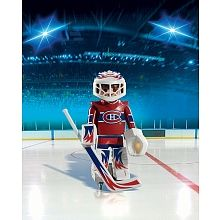 Playmobil - NHL Montreal Canadiens Goalie (5078)