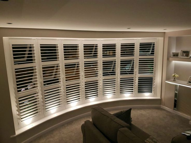 Basswood Shutters In Whyteleafe
