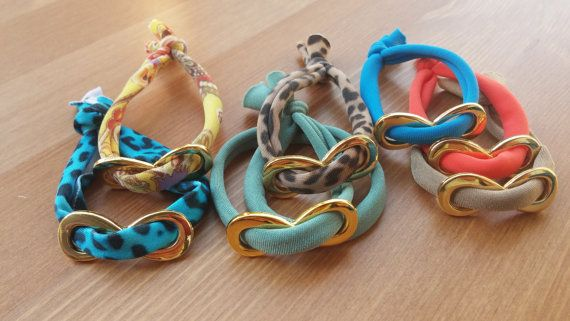 handmade ligres bracelets by toocharmy on Etsy