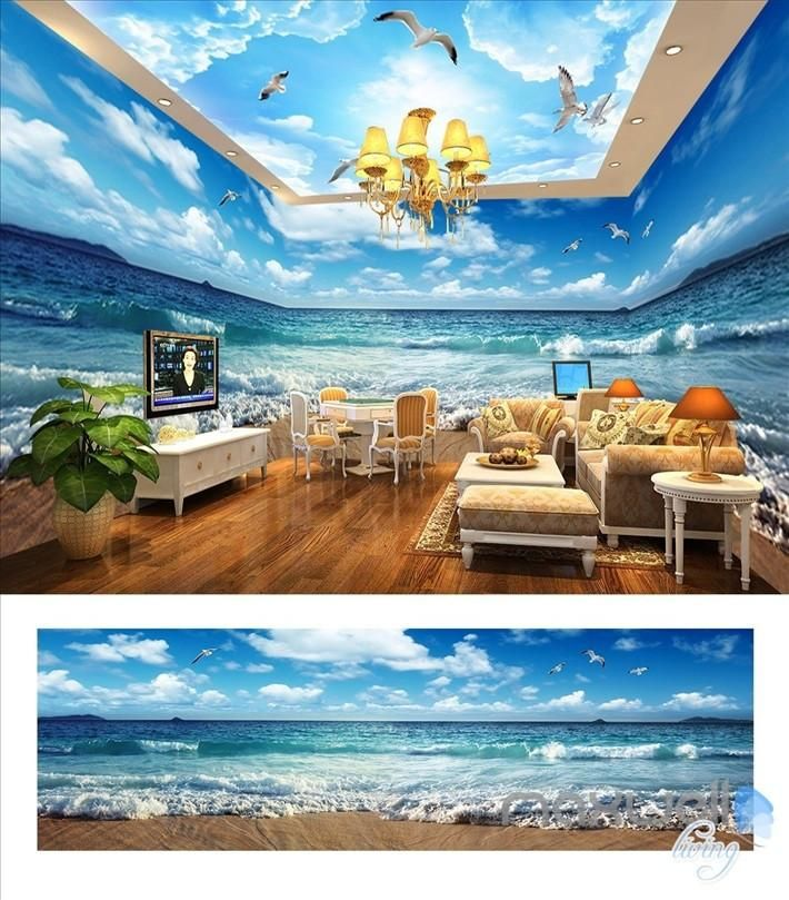 Best 25+ 3d wall murals ideas on Pinterest | Murals for ...