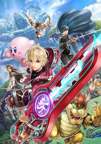 While rumored for many months thanks to the infamous Gematsu leak and then semi-confirmed with some leaked video footage, Nintendo has decided to officially unveil Shulk from Xenoblade Chronicles as the latest addition to the Super Smash Bros.